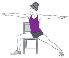 9 Exercises You Can Do While Sitting Down | Prevention