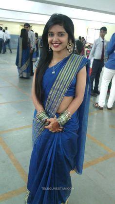 Mouna Ragam Serial Heroine Priyanka M Jain Photos - Telugu Actress Beautiful Girl In India, Beautiful Blonde Girl, Beautiful Girl Photo, Beautiful Asian Girls, Indian Dresses For Women, Indian Girls Images, Beautiful Bollywood Actress, Most Beautiful Indian Actress, Indian Actress Hot Pics