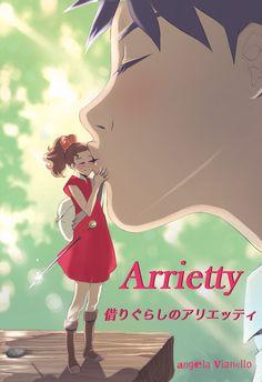 arrietty 2 - Buscar con Google