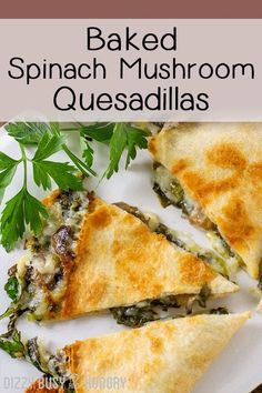 Spinach Mushroom Quesadillas Have you made this super easy Mushroom Quesadillas? Perfect for Cinco de Mayo or for school lunches.Have you made this super easy Mushroom Quesadillas? Perfect for Cinco de Mayo or for school lunches. Mexican Food Recipes, Vegetarian Recipes, Cooking Recipes, Healthy Recipes, Cooking Tools, Skillet Recipes, Fast Recipes, Cooking Gadgets, Cooking Time
