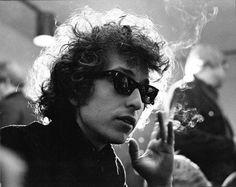Bob Dylan smoking weed, 1966