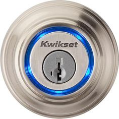 Kwikset safe deadbolt can be controlled with iphone to lock and unlock door.......i need and want this asap