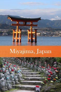 Miyajima (Itsukushima), Japan