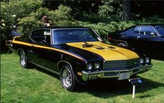 Buick GSX 455 Stage 1 American Classic Cars, Old Classic Cars, Old Muscle Cars, American Muscle Cars, Buick Gsx, Automobile, Buick Grand National, Buick Cars, Gm Car