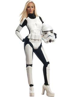 Kostium Stormtrooper damski