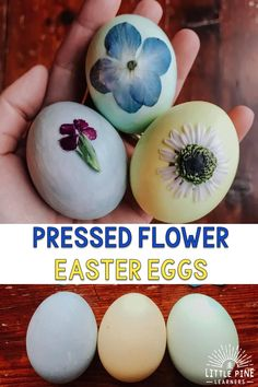 A Simple and Beautiful Way to Decorate Easter Eggs • Little Pine Learners Easter Activities For Kids, Creative Activities For Kids, Spring Activities, Crafts For Kids, Outdoor Activities, Easter Egg Dye, Beautiful Decoration, Spring Crafts, Spring Art