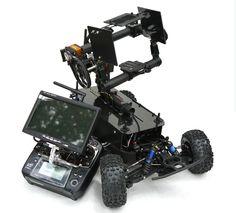 GroundRig Gimbal Camera RC Car