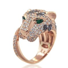 Effy Signature® Mix Stone Ring in 14k Rose Gold! Love this ring :-)