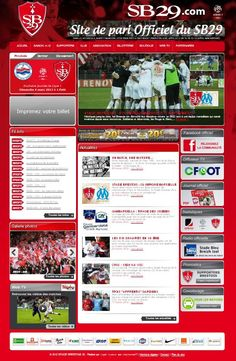 SB29 - site du stade de football de Rennes