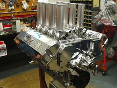 Ford's 427 SOHC 'Cammer' engine is legendary but original parts are hard to find. Here's a 760-horsepower buildup by Keith Craft using the latest in aftermarket parts!