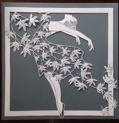 Paper cut windy- beautiful, love her work!