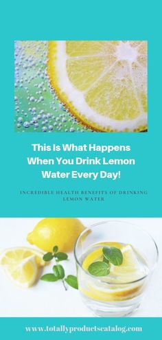 If you wonder just what benefits might have, here are your answers. that happen to your body when you drink water infused with lemon. Drinking a glass of warm lemon water in the morning can kick-start your . Lemon Water Diet, Warm Lemon Water, Drinking Lemon Water, Lemon Water In The Morning, Diet Cake, Water Fast Results, Pineapple Drinks, Lemon Drink, Clean Recipes