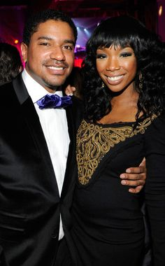 Anyone ever wonder what happened to singer, Brandy?! She's engaged to music executive Ryan Press! Congrats! www.TheFirst10Minutes.com