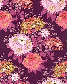 Fashion Mood - Violet 100% cotton