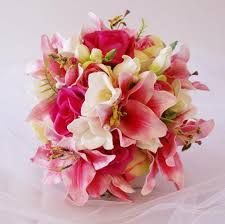 #Shop #Artificial #Wedding #Flowers #Online in #Bowral <<>> http://www.countryaccentfloralboutique.com