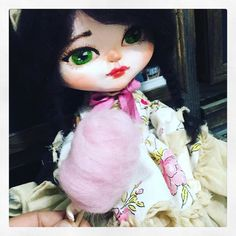 Here you go girl.  #danita #danitaart #artdoll #dollstagram #doll #dollartistry #handmadedoll #sculpteddoll