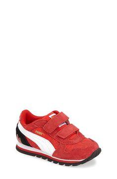 e953e2656e9311 PUMA  ST Runner Superman Jr.  Sneaker (Baby