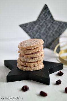 Cranberry-Orangen-Kekse