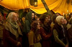 Jack the Giant Slayer movie still. See the movie photo now on Movie Insider. Medieval Fantasy, Medieval Fair, Medieval Market, Medieval Times, Ben Daniels, Jack The Giant Slayer, Warwick Davis, Writing Fantasy, Story Structure