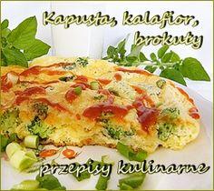 kapusta, kalafior, brokuły - przepisy kulinarne