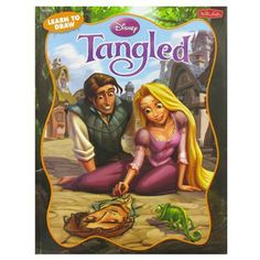 Walter Foster Learn To Draw Tangled | Shop Hobby Lobby