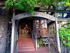 Chez Panisse in Berkeley