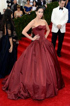 Sarah Silverman | All The Pretty Dresses From The 2014 Met Ball