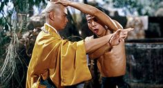 LEGENDARY WEAPONS OF CHINA (1982). One of giants of 1970s was director Lau Kar-leung--such classics as 36th Chamber of Shaolin, Dirty Ho (not what it sounds like), My Young Auntie, and later, the Jackie Chan masterpiece Drunken Master II. In 1982, Lau broke w/his typical kung fu sensibilities and delivered a slightly fantastical tale in Legendary Weapons of China, in which a promising pupil during the Boxer Rebellion is tasked with recruiting warriors who can withstand bullets.