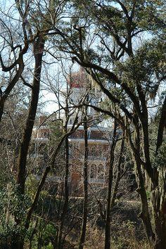 Longwood Plantation: Natchez, Mississippi