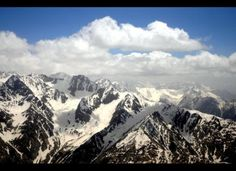 Kalash People's Mountains - Deep in the Hindu Kush mountains of northwest Pakistan lies the remote and picturesque Chitral Valley - home of Tirich Mir, the 14th-highest peak in the world (25,550 ft), and of the legendary non-muslim tribe Kalash.