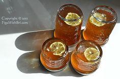 Meyer Lemon & Honey Jelly... if I ever happen to find Meyer lemons all the way in FL?