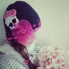 Monsterhight șapka tasarımım