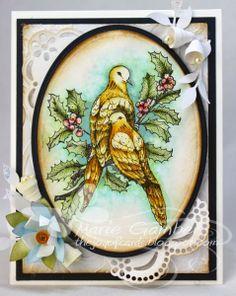 Doves: Y00, Y11, Y15, YR23, YR24 Background: BG0000, BBG000, BG10, Colorless Blender