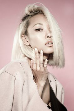 The haute pursuit store is a fave for minimal cool. Love the styling of this shoot