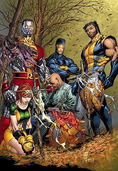 X-Men by Marc Silvestri