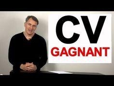 Vidéo 8'05 (français+sous-titres) - 10 conseils pour un CV gagnant - Yves Gautier Coach @CoachEmbauche - https://www.youtube.com/watch?v=HIKOmU455vEfeature=youtu.be
