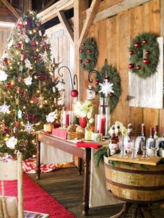 Throwing a holiday party? Click for some great entertaining ideas!