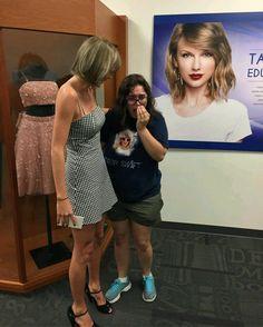 Taylor Swift y Fan junio 2016
