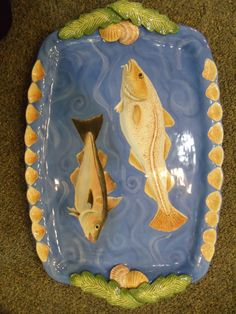 cod and haddock platter