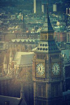 Big Ben, London, Great Briten / 영국 런던 빅벤
