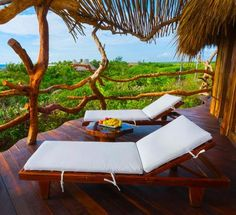 World Hotel Finder - Azulik - Adults Eco-Resort & Maya Spa