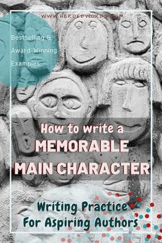 Learn about the three main qualities that nearly every memorable main character possesses. See how they're done in best-selling and award-winning fiction. Plus, get exercises to practice & improve your character writing! Writing A Novel Tips, Fiction Writing, Start Writing, Writing Practice, Writing Help, Writing A Book, Writing Prompts, Writing Humor, Writers Notebook