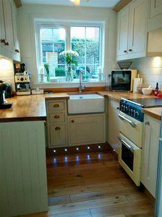 Comment aménager une petite cuisine? Idées en photos! | Small space ...