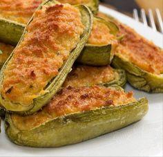 Zucchine con ripieno di tonno !🥒🍴