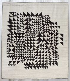 quiltcon 2016 --'modern quilts' are Gees Bend quilts? Gees Bend gets liberated?