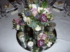 St Audries Park Flower Arrangement
