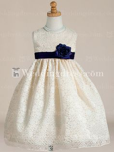 navy flower girl dresses - Google Search