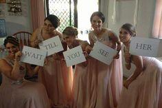 Bride Reveal - Wedding Photo Idea