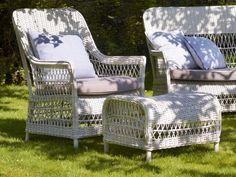 Sika Design Georgia Garden Fußhocker Dawn kaufen im borono Online Shop