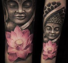 Валентин Кош Buddha Tattoo Design, Shiva Tattoo Design, Mandala Tattoo Design, Fake Tattoos, Trendy Tattoos, Body Art Tattoos, Tattoos For Guys, Buda Tattoo, G Tattoo
